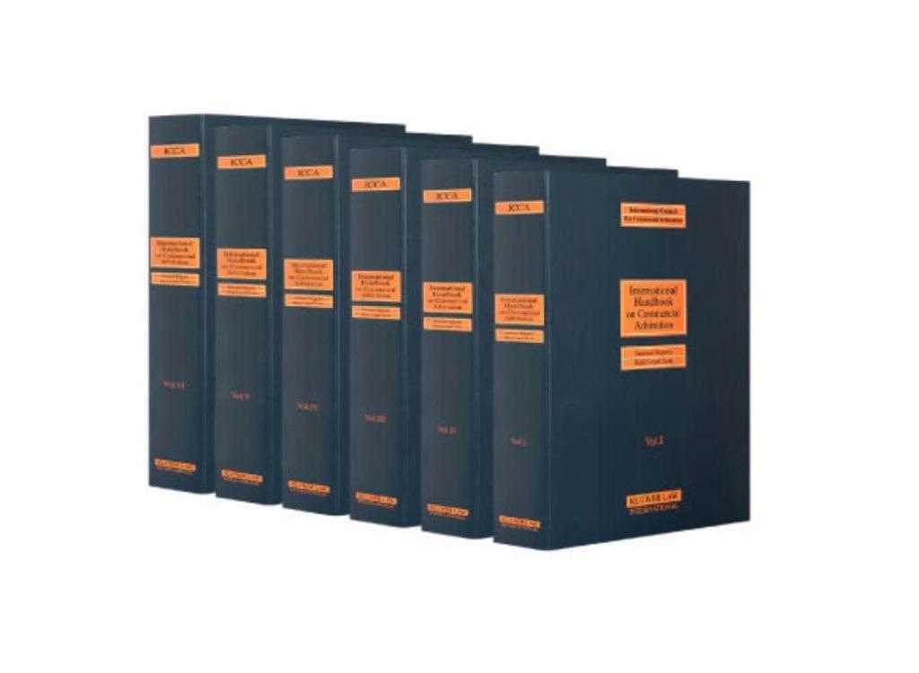ICCA International Handbook on Commercial Arbitration
